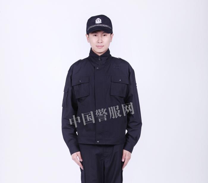 菏泽警察夏作训服