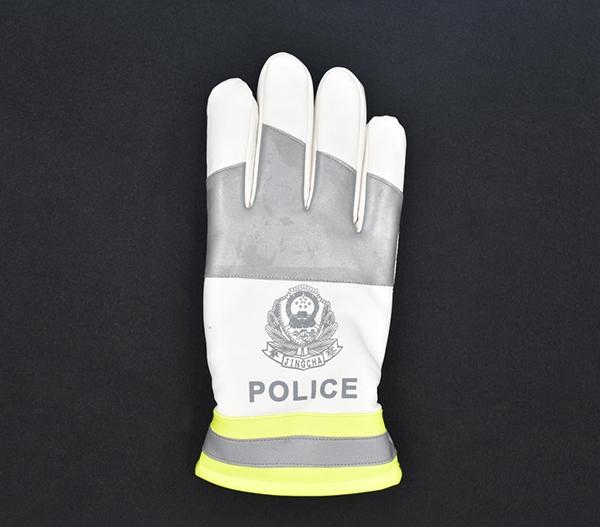 防滑反光PU手套