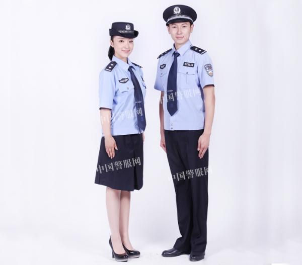 警察夏裤、裙子