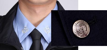 警用服装特点