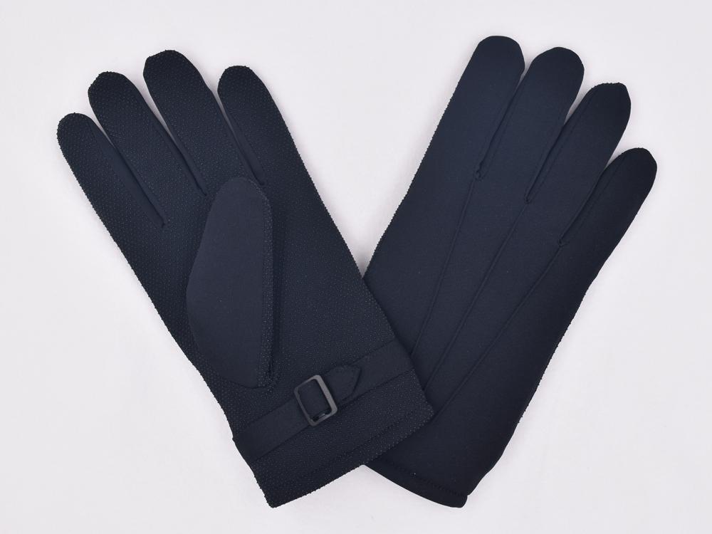 黑色绒手套