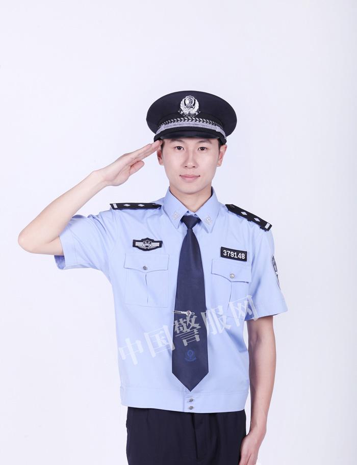 警察服装不同的颜色有着哪些区别