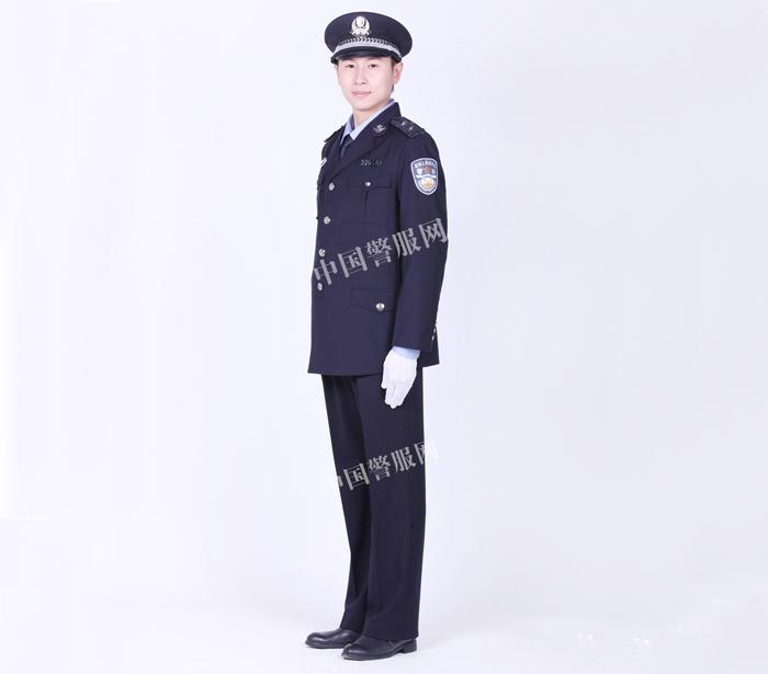 警察服装的颜色