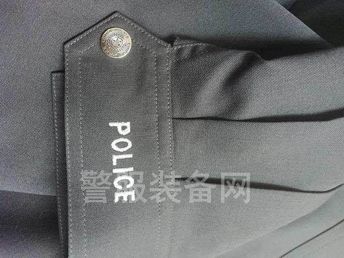 警察多功能服特点